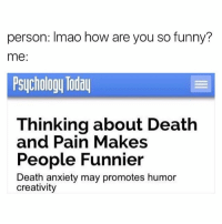you so funny