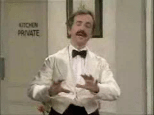 Manuel Fawlty Towers