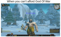 Cant Afford