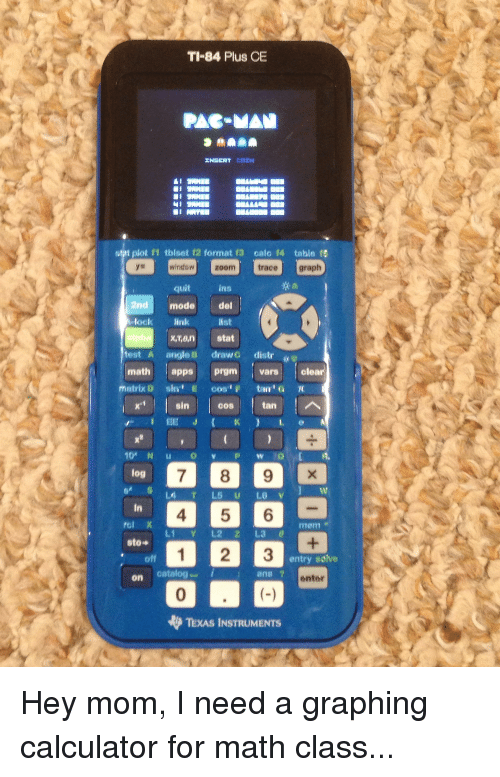 🐣 25+ Best Memes About a Graphing Calculator | a Graphing