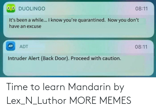 mandarin: Time to learn Mandarin by Lex_N_Luthor MORE MEMES