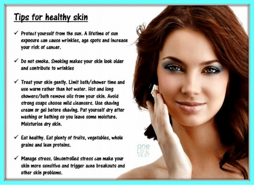 how to manage dry skin