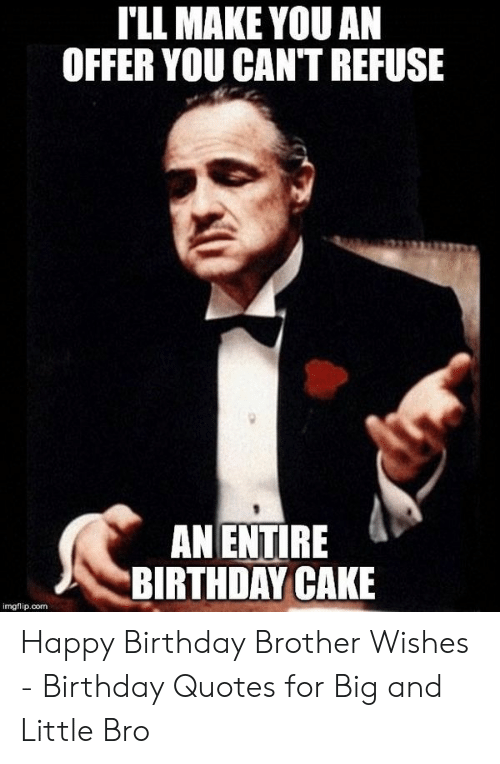 🐣 25+ Best Memes About Happy Birthday Meme for Brother