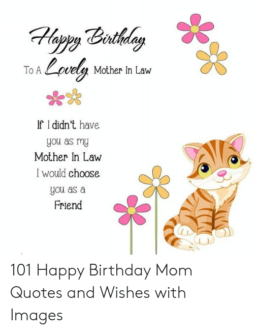 🐣 25 Best Memes About Happy Birthday Mother in Law Meme
