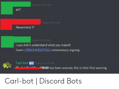 🐣 25+ Best Memes About Bot Discord | Bot Discord Memes