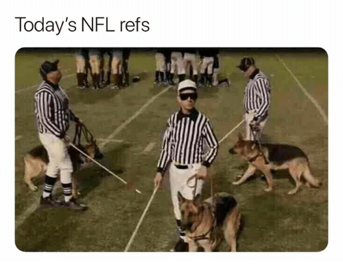 Nfl, Nfl Refs, and Todays: Today's NFL refs  Il