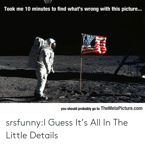 guess.it: Took me 10 minutes to find what's wrong with this picture...  you should probably go to TheMetaPicture.com srsfunny:I Guess It's All In The Little Details
