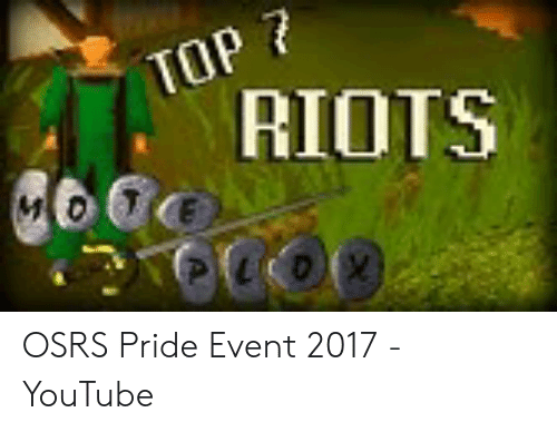 🐣 25+ Best Memes About Osrs Pride Event | Osrs Pride Event