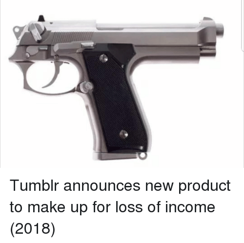 Tumblr, Make, and New: Tumblr announces new product to make up for loss of income (2018)