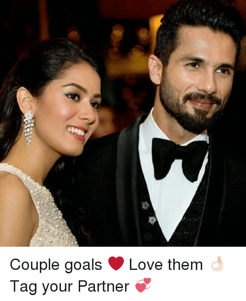 coupling: u/  鋸 Couple goals ❤️ Love them 👌🏻 Tag your Partner 💞