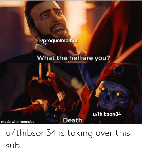 over-this: u/thibson34 is taking over this sub