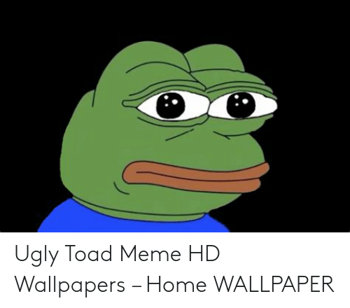 Ugly Toad Meme Hd Wallpapers Home Wallpaper Meme On