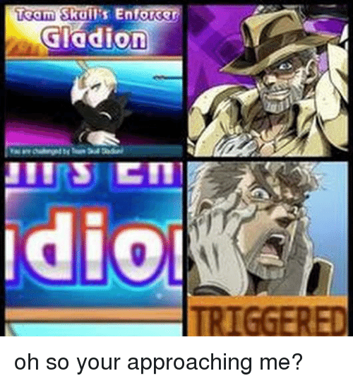 25+ Best Memes About Gladion Dio