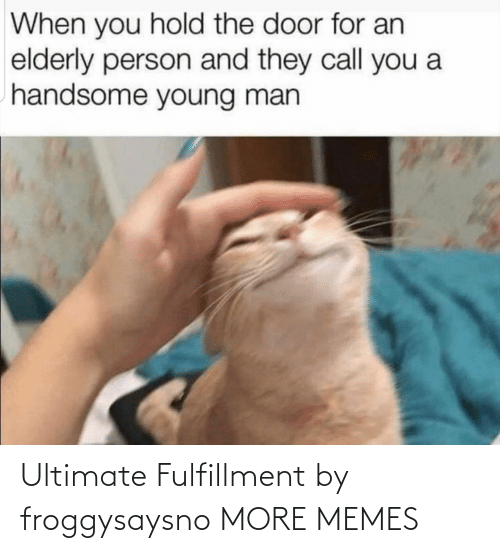 Ultimate: Ultimate Fulfillment by froggysaysno MORE MEMES