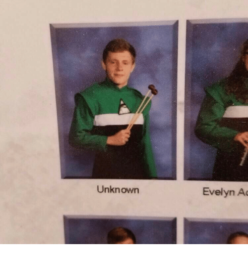 Unknown and Evelyn: Unknown  Evelyn Ac