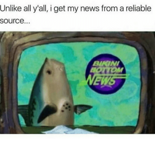 I Get My News From A Reliable Source: Unlike all y'all, i get my news from a reliable  source...  BINI