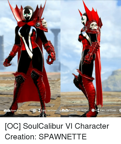 Character Name Magnus Style Azwel | Soulcalibur Meme on awwmemes com