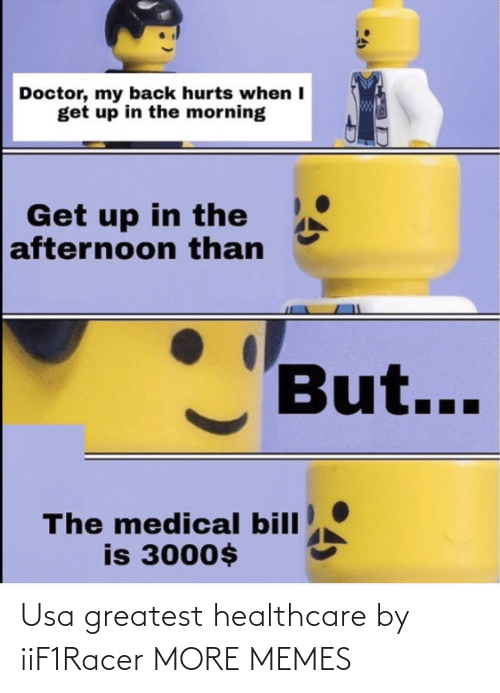 usa: Usa greatest healthcare by iiF1Racer MORE MEMES