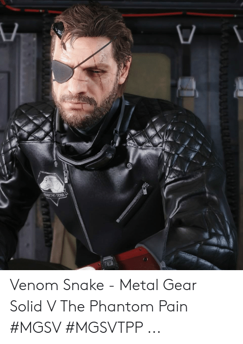 🐣 25+ Best Memes About Venom Snake Metal Gear | Venom Snake