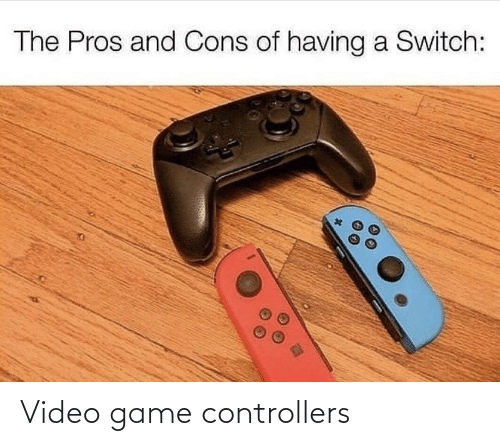 video game: Video game controllers
