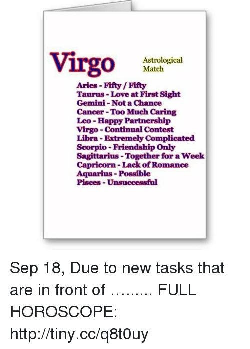 And first love at sight pisces scorpio Scorpio &