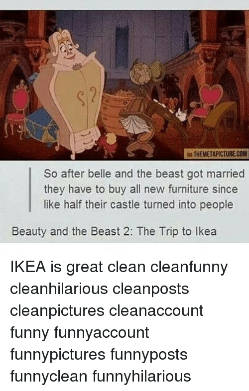 Funny Ikea And Memes W Themetapicture Com So After Belle The