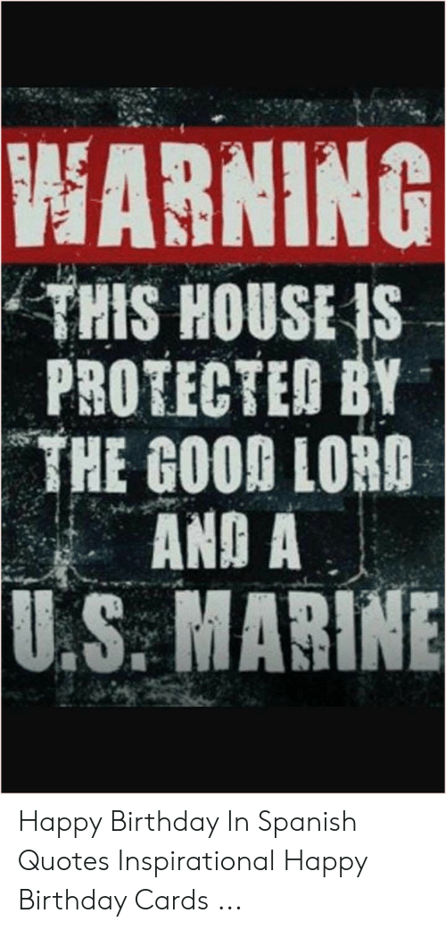 WARNING THIS HOUSE IS PROTECTED BY THE GOOD LORD AND a US ...