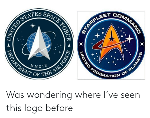 Where: Was wondering where I've seen this logo before