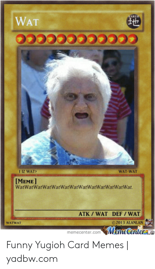 25 Best Memes About Funny Yugioh Card Funny Yugioh Card Memes