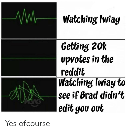 Watching Iwiay Getting 20k Upvotes in the Reddit |Watching