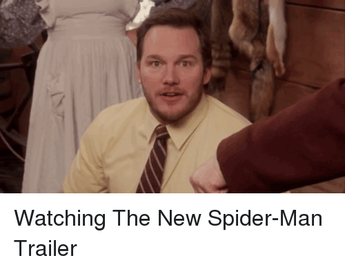 Marvel Comics: Watching The New Spider-Man Trailer