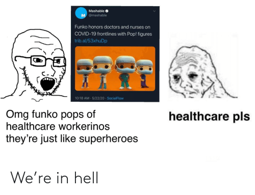 Hell: We're in hell