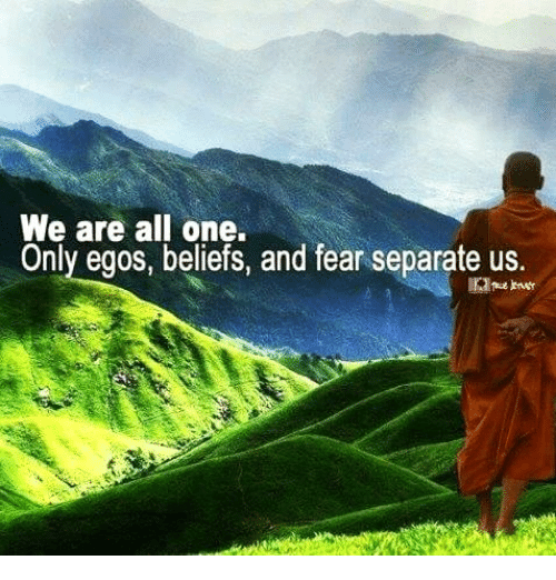 we are all one essay By communicating and working together, we create a predictable, reliable, trustworthy world, one in which you can take the bus or plane to get somewhere, trust that food can be purchased next tuesday, know you won't have to sleep out in the rain or snow but can count on a warm dry bed, and so forth.