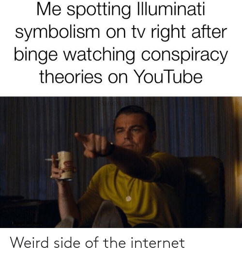 side: Weird side of the internet