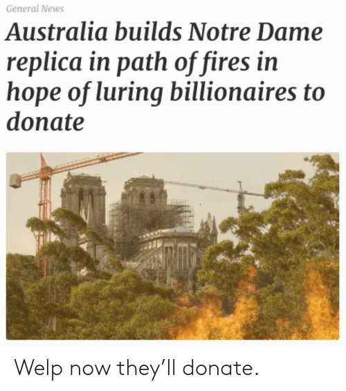 welp: Welp now they'll donate.