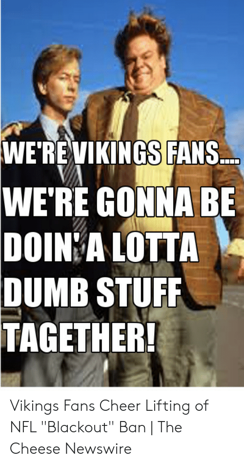 25 Best Memes About Funny Minnesota Vikings Memes Funny