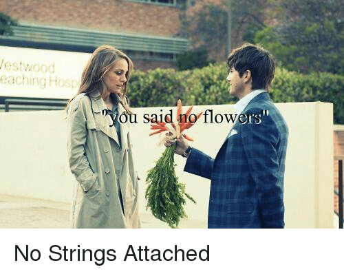 Memes, 🤖, and No Strings Attached: Westwood  eaching Hosp  ou sal  to flow  OIS No Strings Attached