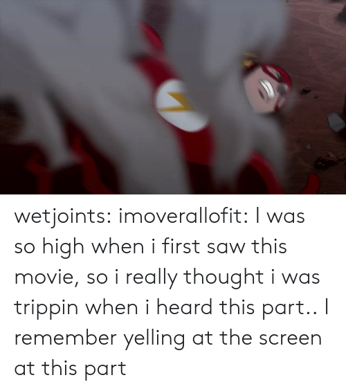 Saw, Target, and Tumblr: wetjoints: imoverallofit: I was so high when i first saw this movie, so i really thought i was trippin when i heard this part..  I remember yelling at the screen at this part