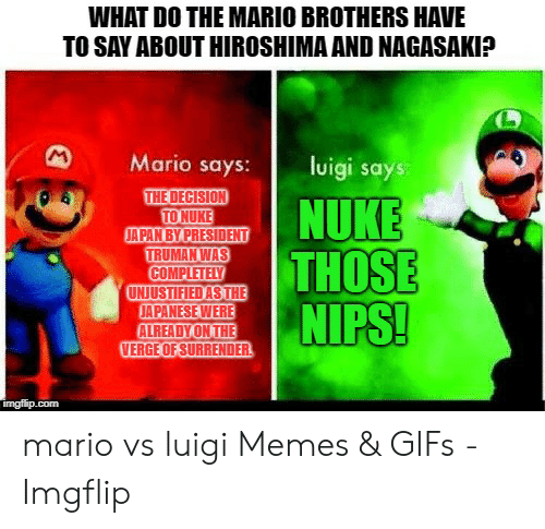 25 Best Memes About Green Mario And Red Luigi Meme