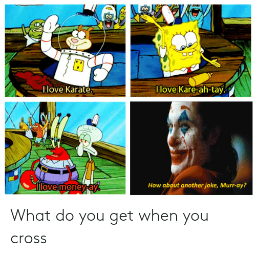 Cross: What do you get when you cross