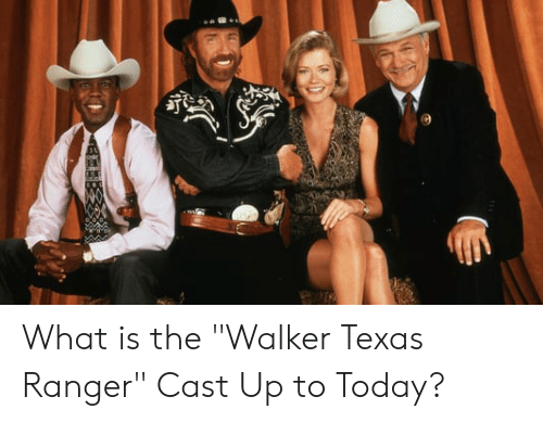 "Walker Texas: What is the ""Walker Texas Ranger"" Cast Up to Today?"