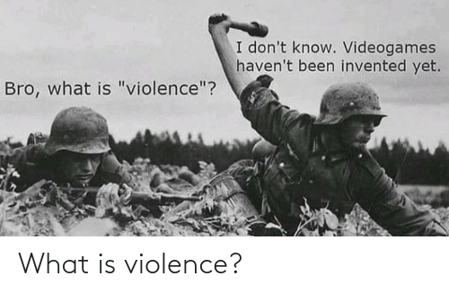 What Is: What is violence?