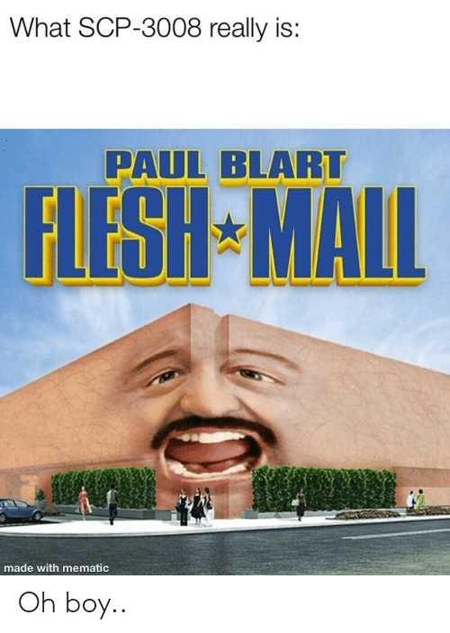 25 Best Memes About Paul Blart Flesh Mall Paul Blart Flesh