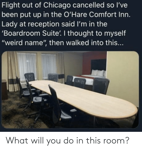 what: What will you do in this room?