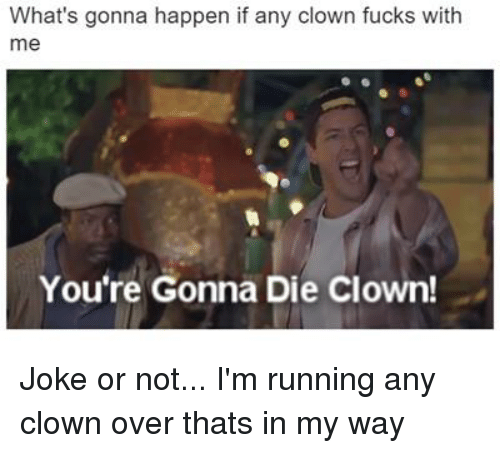 Clown Jokes