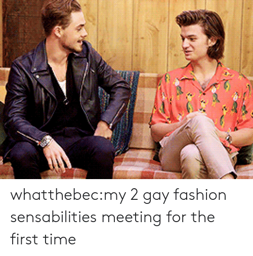 Fashion, Target, and Tumblr: whatthebec:my 2 gay fashion sensabilities meeting for the first time