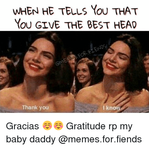 Baby Daddy Memes