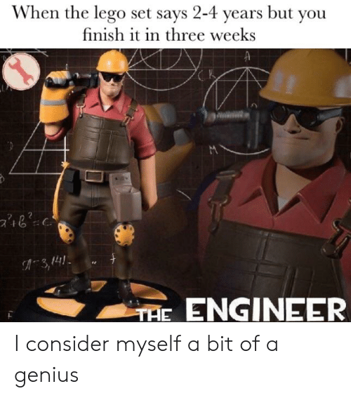 When the Lego Set Says 2-4 Years but You Finish It in Three Weeks
