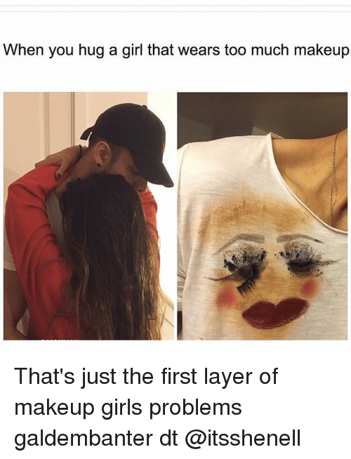 🐣 25+ Best Memes About Too Much Makeup