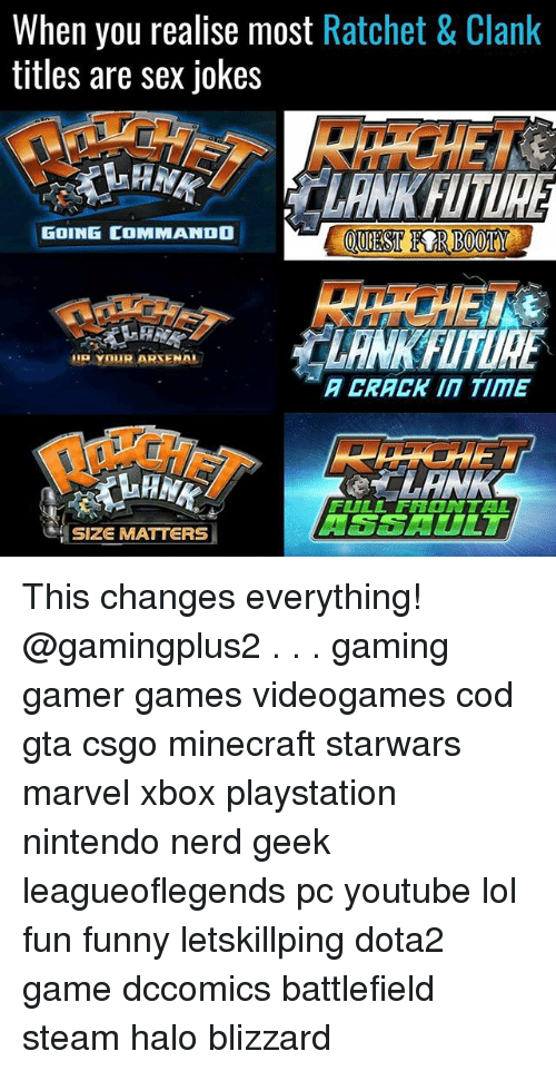 ratchet and clank a crack in time quotes